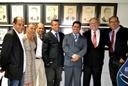Sírio Miguel passa a figurar na galeria dos ex-presidentes