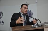 Teles agradece emenda do senador Luiz do Carmo de R$ 500 mil destinada para Anápolis
