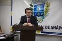 Teles Júnior critica devolução de verbas não usadas pelo governo estadual