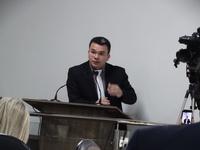 Teles Júnior defende projeto que determina prestação de contas anual da Saneago