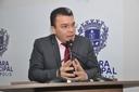 """Teles diz que governo de Caiado será pautado por responsabilidade - """"Eu acredito em Caiado"""""""