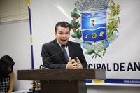 Teles Júnior fala sobre reforma do prédio da União Literária Anapolina (ULA)