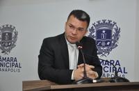 Teles Júnior quer diminuir burocracia para renovação de Alvará de Funcionamento Definitivo