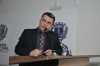 Teles Júnior reforça pedido de obra asfáltica que beneficia o setor Vila Harmonia
