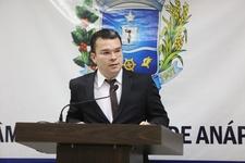 Teles repercute ações positivas levantadas em reunião com o secretário Adriano Baldy