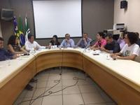 Thaís quer reunião da Frente Parlamentar de defesa animal em Anápolis