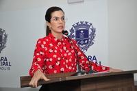 Thaís Souza afirma que governador Ronaldo Caiado desprestigia a cidade de Anápolis