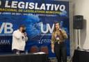 Thaís Souza apresenta projetos ligados à causa animal durante encontro nacional realizado em Brasília