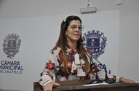 Thaís Souza destaca conquistas das mulheres, mas frisa baixa representatividade na política
