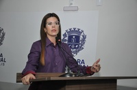 Thaís Souza destaca inauguração do Castramóvel e diz que projeto já é referência nacional