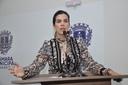 Thaís Souza diz que emenda de Baldy para o Projeto do Castra Móvel não foi paga