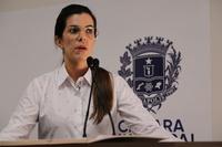 Thaís fala sobre metas de trabalho da Comissão de Urbanismo e fiscalização nas barragens de Goiás