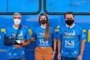 Thaís Souza participa efetivamente da implantação do 2º Castramóvel goiano na cidade de Cristalina