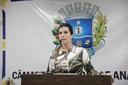 Thaís Souza pede celeridade em projeto sobre Código Sanitário Municipal