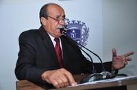 Vereador Alfredo Landim faz discurso de despedida e agradece população pela confiança