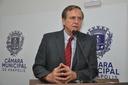 Vereador Antônio Gomide pede que eleitores estejam atentos ao atual cenário eleitoral