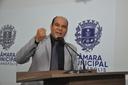 Vereador Domingos Paula defende que dinheiro do Fundo Partidário tenha outra destinação