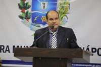 Vereador Domingos Paula elogia iniciativa que pode ampliar segurança em parques da cidade