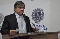 Vereador Edimilson coloca mandato a disposição da Associação de Moradores do Vivian Park