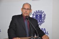 Vereador João Feitosa elogia equipe da Prefeitura que atua na Gerência de Iluminação Pública