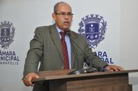 Vereador João Feitosa elogia trabalho realizado no PSF do Bairro JK
