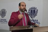 Vereador José Fernandes repercute ações para prevenção da violência contra os idosos