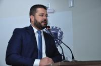 Vereador Leandro Ribeiro faz balanço dos dois anos que esteve a frente da Mesa Diretora