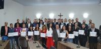 Vereador Lisieux Borges preside sessão solene do Dia do Jovem