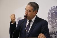 Vereador Pastor Elias defende convênio entre Delegacia de Crimes de Trânsito e Prefeitura de Anápolis