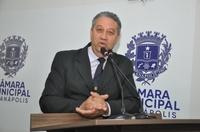 Vereador Pastor Elias Ferreira fala sobre necessidade de garantir direitos dos idosos
