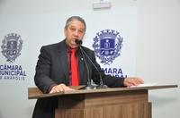 Vereador Pastor Elias repercute encontro com Ministro da Cidadania, Osmar Terra, em Brasília