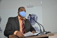 Vereador Sargento Anderson apresenta e consegue aprovação de três Moções de Aplausos