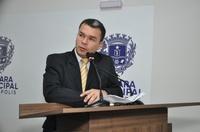 Vereador Teles Júnior preside Frente Parlamentar em Defesa do Parque Tecnológico