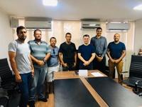 Vereador Teles Junior se reúne com representantes dos servidores responsáveis pela vigilância do município