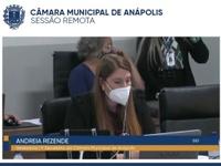 Vereadora Andréia pede melhorias na saúde e na infraestrutura na região do Sumerville