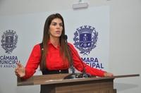 Vereadora Thaís Souza fala sobre importância de celebrar o Dia Internacional da Mulher