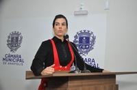 Vereadora Thaís Souza repercute inauguração do novo Centro de Zoonoses e Bem-Estar Animal