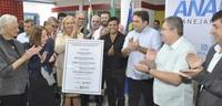 Vereadores acompanham inauguração de Cmei no Campos Elísios