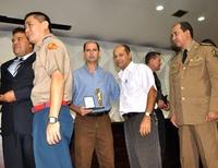 Vereadores acompanham troca de comando na Polícia Militar