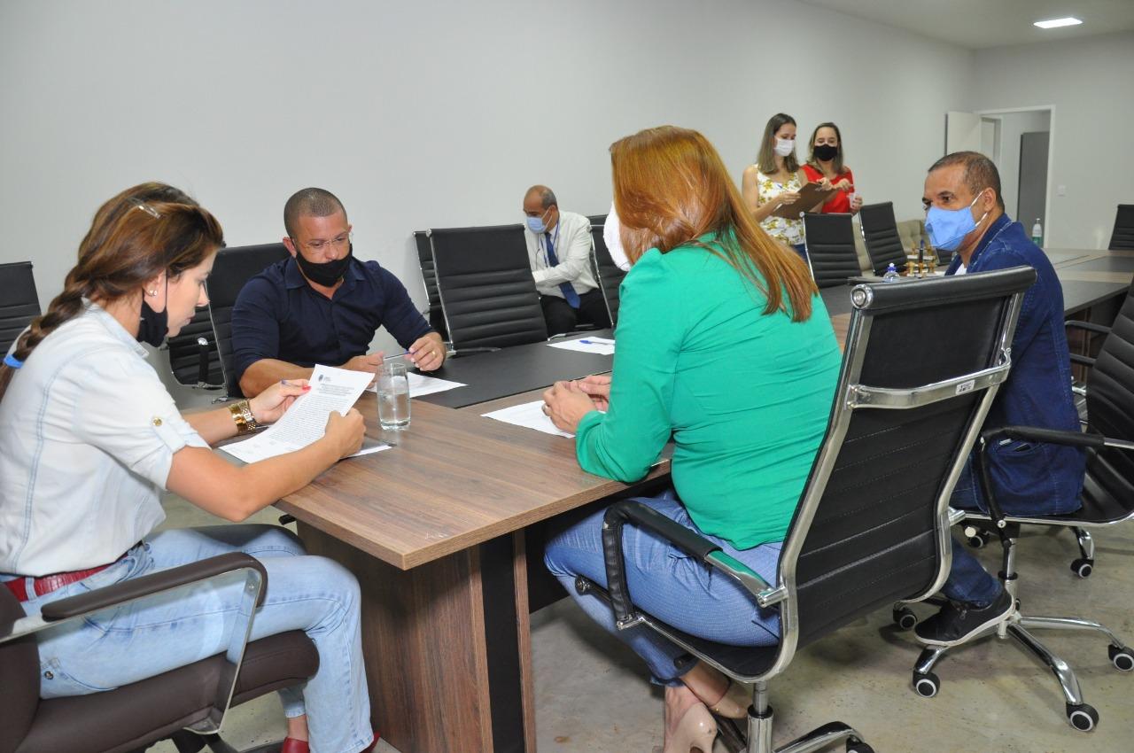 Vereadores analisam criação da Agência Reguladora do Município