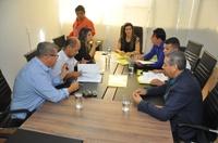 Vereadores analisam três projetos em manhã de reunião da CCJR