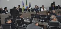 Vereadores aprovam quatro projetos em sessão extraordinária