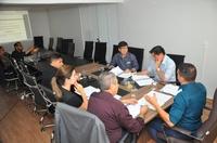 Vereadores avaliam sobre recuo frontal em edificações não residenciais em Comissão de Urbanismo