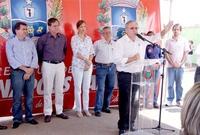 Vereadores conferem entrega de unidade de saúde no Santo André