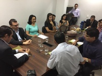 Vereadores da CCJR encaminham projetos para Comissão do Servidor e Mesa Diretora