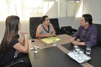 Vereadores da Comissão de Defesa dos Direitos Humanos e Cidadania se reúnem para analisar dois projetos