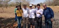Vereadores da Comissão de Meio Ambiente visitam Parque Altamiro de Moura Pacheco