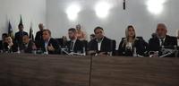 Vereadores debatem com o presidente da Fieg ações para fortalecer economia anapolina