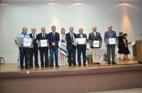 Vereadores homenageiam 72 anos da Associação Educativa Evangélica