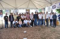 Vereadores participam de mobilização em alusão à semana de Combate ao Alcoolismo